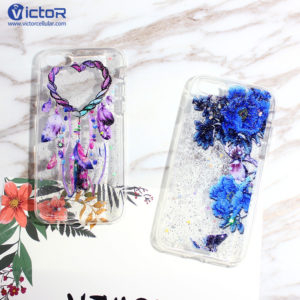 clear phone case - iphone 7 case - tpu case for iPhone 7 - (7)