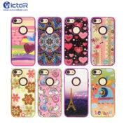 combo phone case - iphone 7 case - tpu case - (17)
