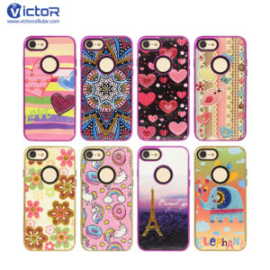 combo phone case - iphone 7 case - tpu case - (17)