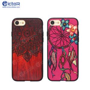 pretty phone case - case for iPhone 7 - tpu phone case - (11)