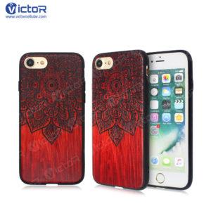 pretty phone case - case for iPhone 7 - tpu phone case - (7)