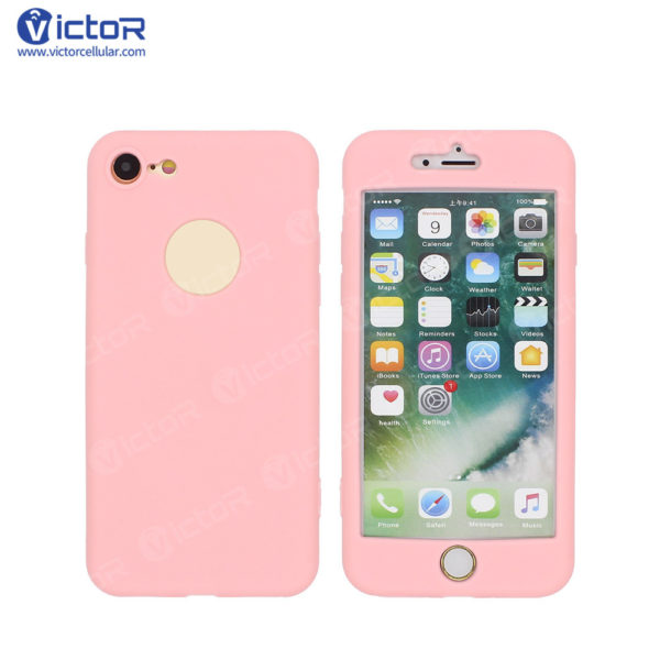 protective phone case - silicone case - phone case for iPhone 7 - (2)