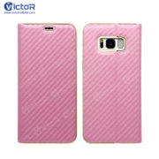 s8 leather case - leather phone case - case for S8 - (4)