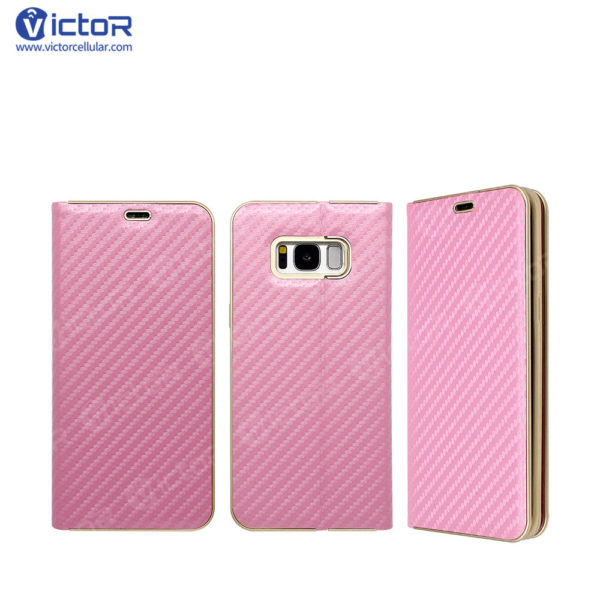 s8 leather case - leather phone case - case for S8 - (9)
