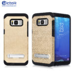 samsung s8 case - combo case - case with kickstand - (11)