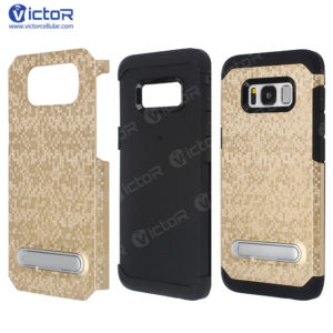samsung s8 case - combo case - case with kickstand - (15)