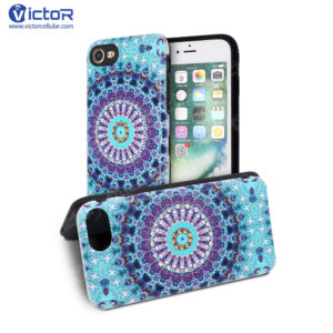 wholesale phone cases - combo case - case for iPhone 7 - (12)