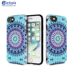 wholesale phone cases - combo case - case for iPhone 7 - (5)