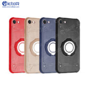 car phone case - phone case with ring - case for iPhone 7 - (13)
