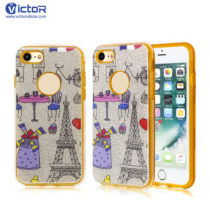 clear phone case - combo case - case for iPhone 7 - (11)
