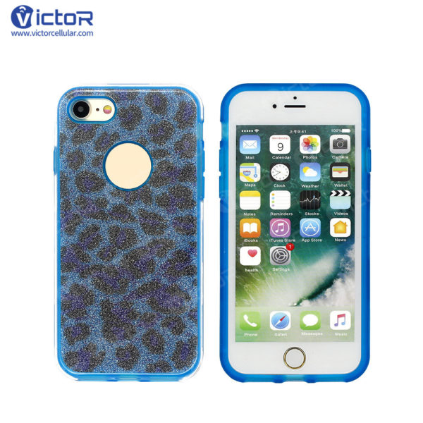 clear phone case - combo case - case for iPhone 7 - (21)