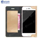 iphone 6 leather case - wholesale phone cases - wallet leather case - (7)