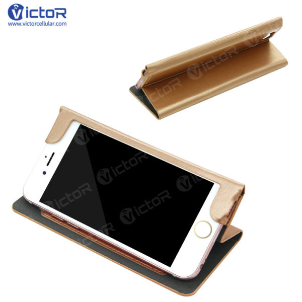 iphone 6 leather case - wholesale phone cases - wallet leather case - (8)