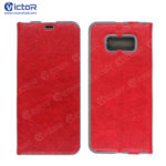 s8 plus leather case - leather phone case - phone case for S8 plus - (4)