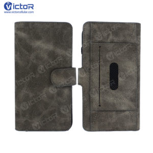 wallet case - leather phone case - leather case iPhone 7 - (3)