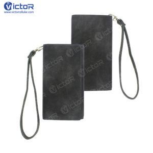wallet leather case - leather case iPhone 7 plus - case 7 plus - (4)