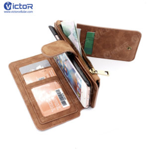 wallet phone case - leather phone case - iPhone 6s case - (1)