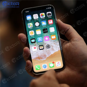 iPhone x - high smartphone technology - bezel less smartphone - 1