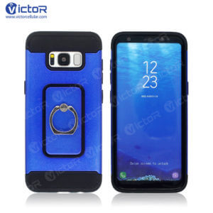 samsung s8 protector case - Samsung S8 case - case with ring - (1)