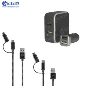 usb charger and cable - charger and usb cable - mobile accessories - 1