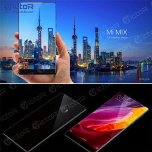 xiaomi mix - high smartphone technology - bezel less smartphone - 1