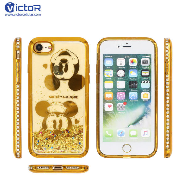 electroplated iphone 7 case - iphone 7 phone case - tpu phone case - (6)