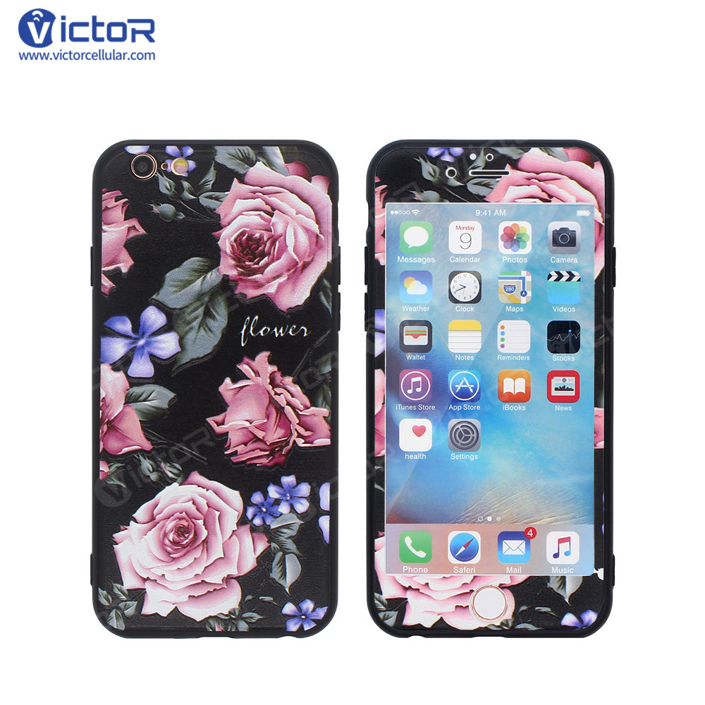 premium selection cad64 f1553 screen protector case - iphone 6 cases - pretty phone case - (3 ...
