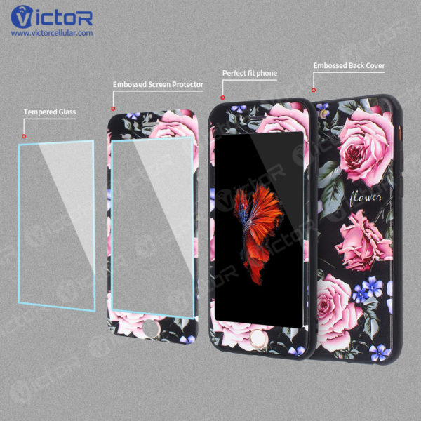 screen protector case - iphone 6 cases - pretty phone case - (9)