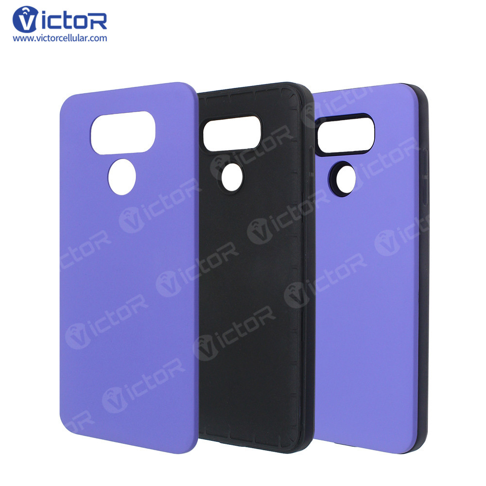 LG G6 Case - Classic Two in One PC and TPU Phone Case for