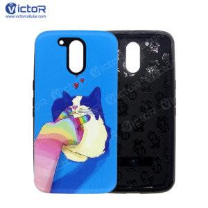 Motorola case - moto g4 phone case - protector case - (5)