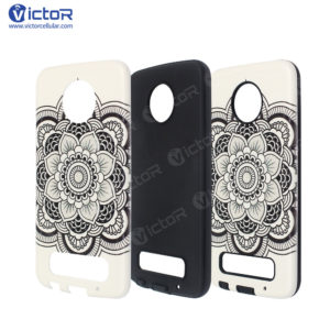 combo case - phone case for moto - case for moto z play - (4)