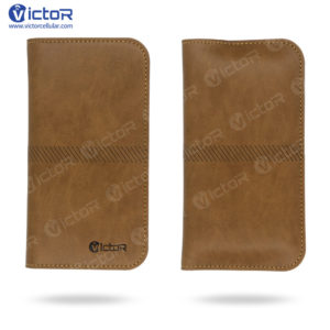 iphone 6 plus leather case - leather case for 6 plus - leather phone case - (1)