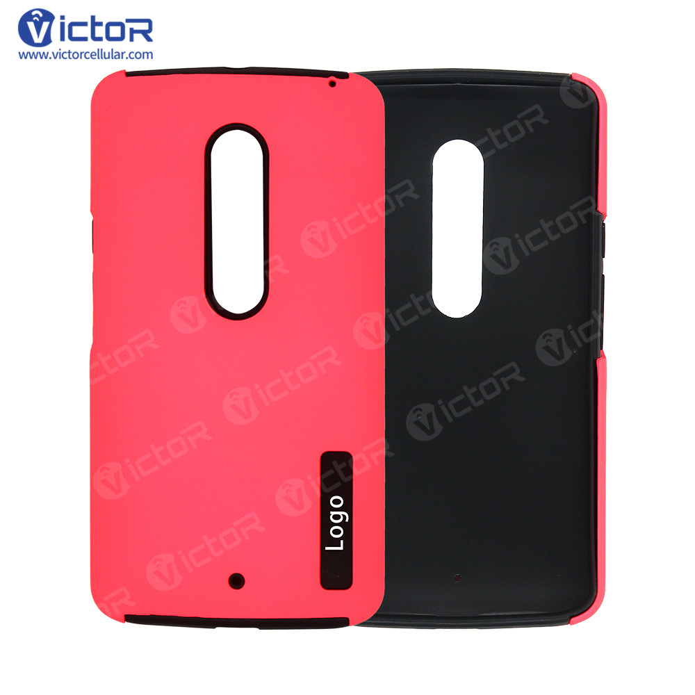 newest 9461d 01399 MOTO X Phone Cases with Rubberized PC Back Covers for Wholesale