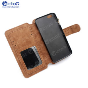 wallet phone case - leather phone case - iPhone 6s case - (2)