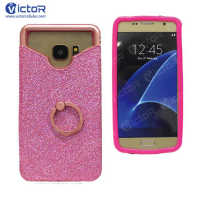 universal silicone phone case - case with ring - universal case - (2)