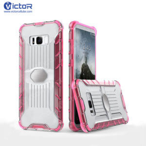 samsung s8 clear cases - clear phone cases - protective samsung s8 case - (11)